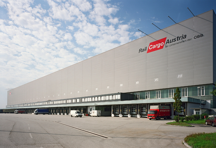 Logistikcenter