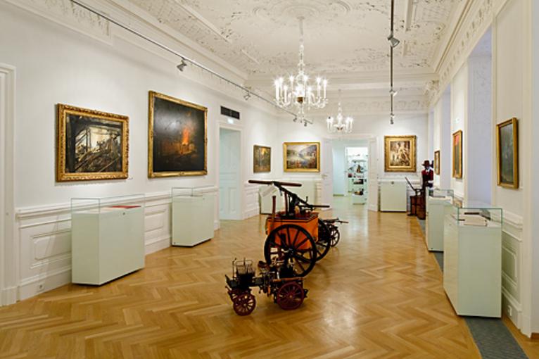 Foto Zentralfeuerwache Am Hof - Museum Rupert Steiner