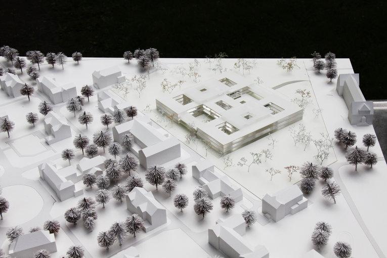 Foto Modellfoto TREUSCH architecture ZT GmbH